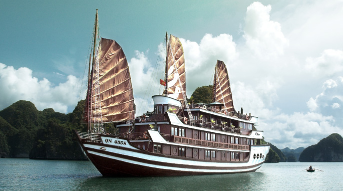 halong bhaya cruise 3 days