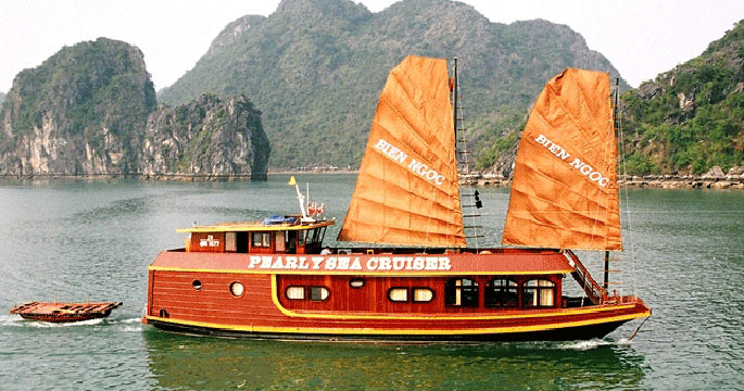 halong pearly sea cruise
