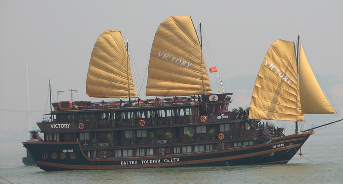 halong victory cruise 3 days