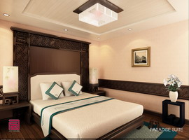 Suite on Paradise Cruise