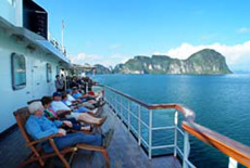 Halong Emeraude Cruise